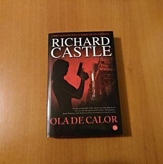 Libros de Castle - Crimen. Novela Policiaca