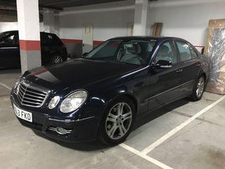 mercedes-benz Clase E-280-2007-V6