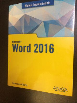 Microsoft word 2016 anaya