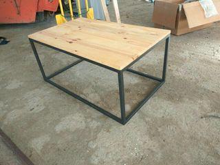 mesas diseño industrial