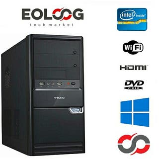 Ordenador PC Intel I5 8GB RAM 1TB HD
