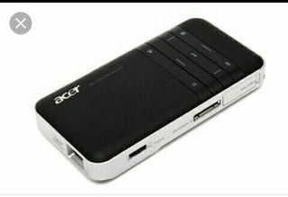 Proyector mini Acer C20