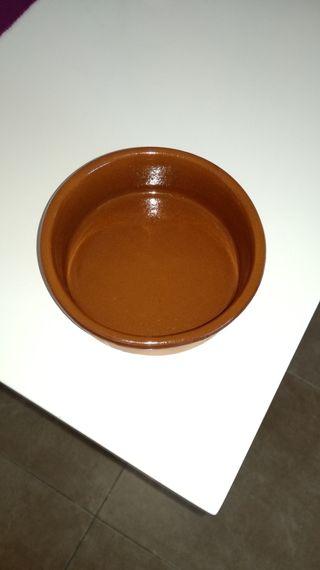 Cazuela de barro 12 cm