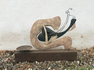 Escultura de sobremesa
