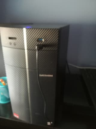 ordenador cpu medion