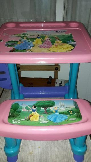 mesa niña