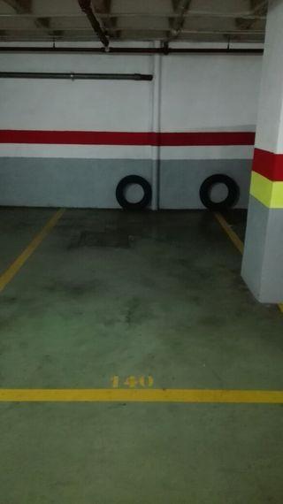 alquiler plaza garaje Mirasierra