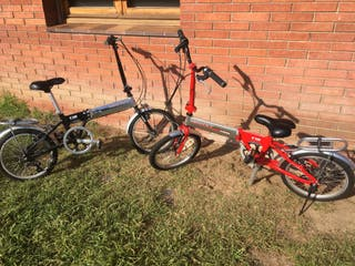 Bicicletas Monty Plegables