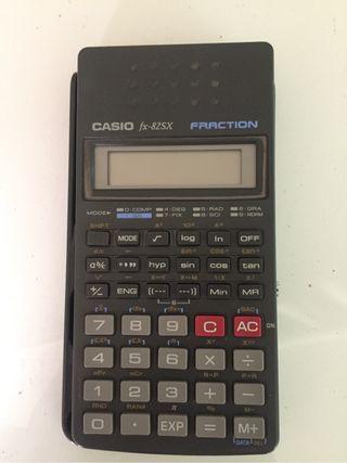 Calculadora a pilas