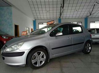 Peugeot 307 poco km automático