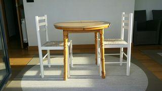 Mesa cocina + 2sillas