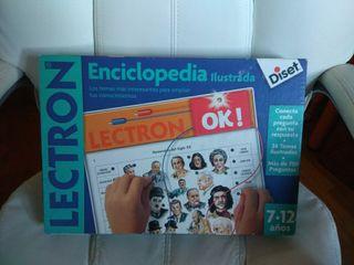 juego de aprendizaje electron