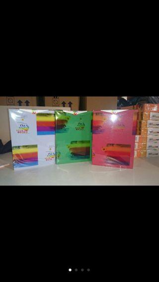 Folios de color