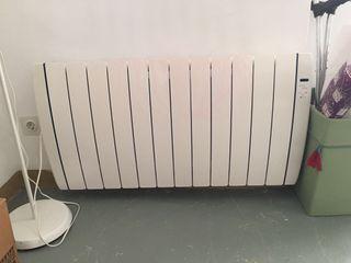 Radiadores Emisores térmicos de bajo consumo