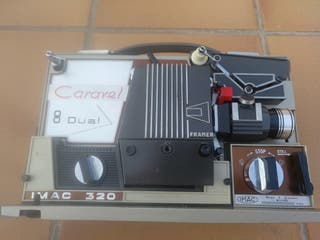 Proyector CARAVEL 8 Dual