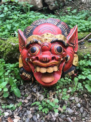 Mascara decoracion