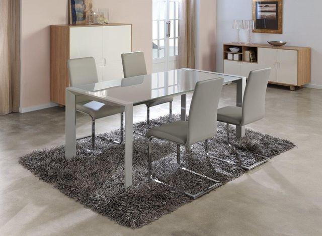 Mesa comedor o exterior diseño italiano nueva de segunda mano por ...
