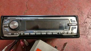 Radio cd/mp3 clarion 1din 51x4w