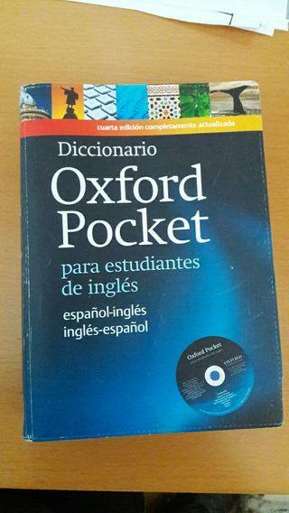 Diccionario de ingles Oxford Pocket