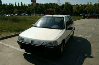 Peugeot 106 blanco para particular o piezas