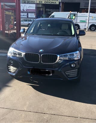 Bmw X4 2015 Impecable