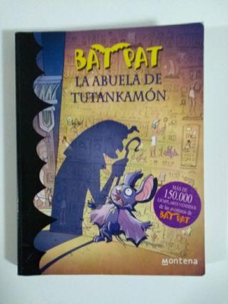 Libro BAT PAT 3 La abuela de Tutankamon