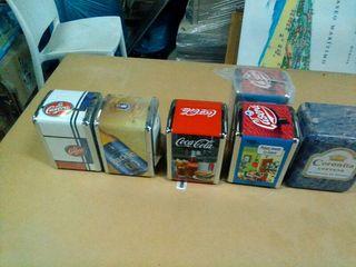 servilleteros coleccion
