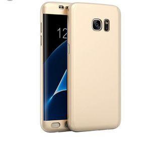 2 fundas alta protección Samsung s7 edge