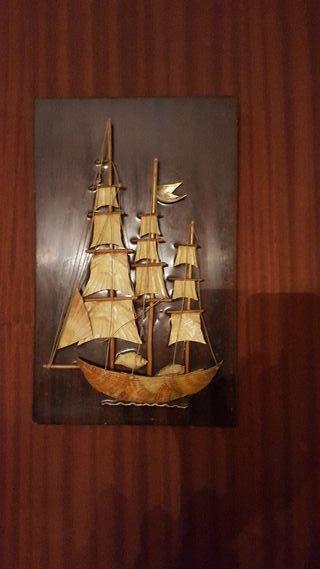 Cuadro barco