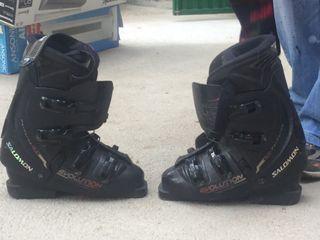 Botas. Esqui