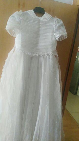 vestido comunión y complementos