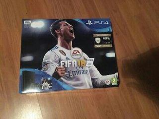 PS4 Slim 500GB Fifa 18 Plus