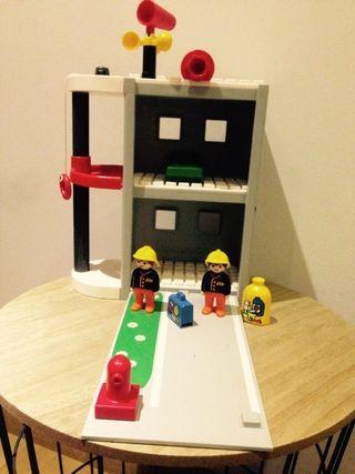 Playmobil 123 Estació Bombers