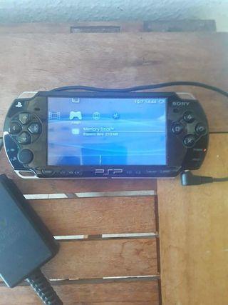 PSP 2004 PIANIO BLACK SONY