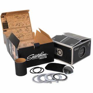 Smarphone projector
