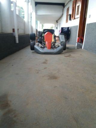 kart crg parrilla 100cc 2 tiempos de aire