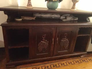 Mueble de Castaño