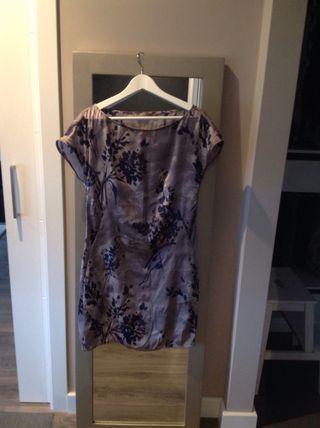 Vestido Del Zara