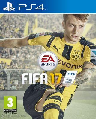 Fifa 17 play 4