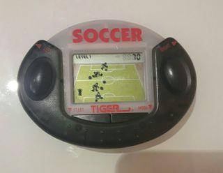 Máquina Soccer de Tiger.