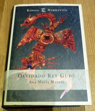 Libro Olvidado Rey Gudu de Ana Maria Matute