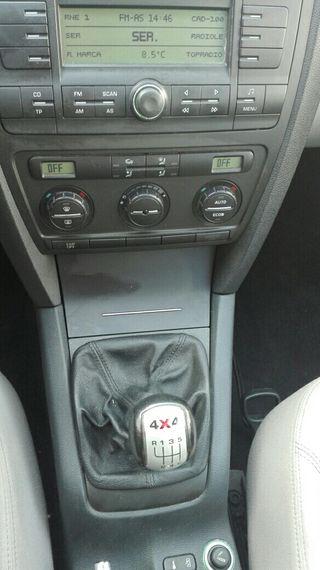 Skoda Octavia 1.9 tdi 105 cv 4X4 Combi