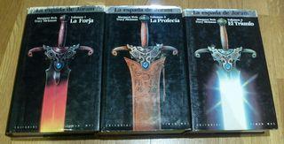 Libros Trilogia La Espada de Joram