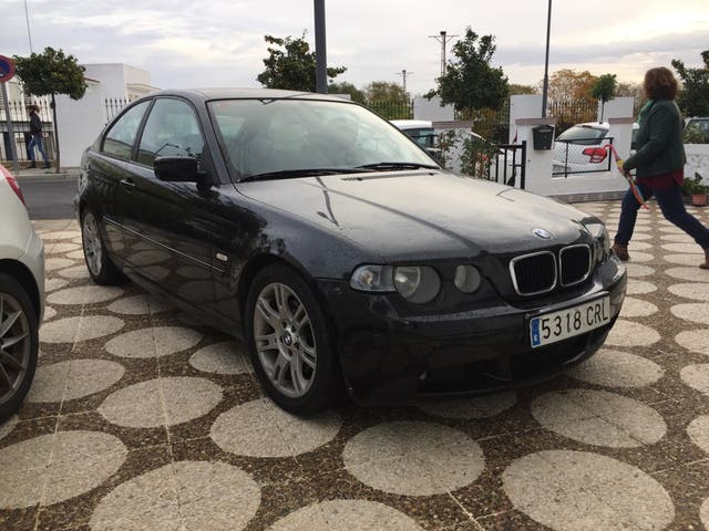 BMW Serie 3 Compact M 320d
