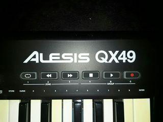 teclado midi,monitor estudio krk,tarjeta de sonido