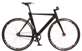 Bicicleta fixie pista aluminio