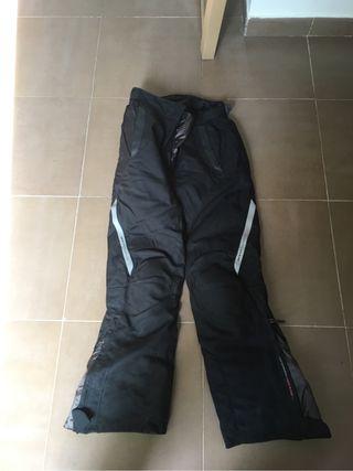 Pantalón moto revit cordura