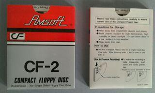 Compact Floppy disc