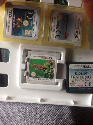Nintendo 3ds juegos Ganga!chat bugeado