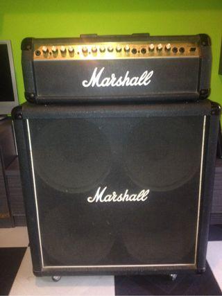 Amplificador Marshall 8100 Valvestate 100W